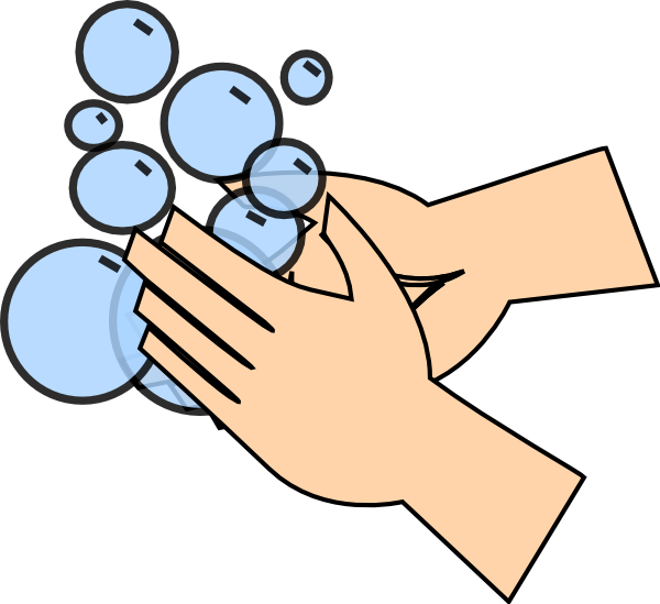 Hand washing cartoon clipart banner library Cartoon Hand Washing Clip Art N11 free image banner library