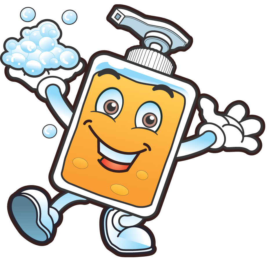 Hand washing cartoon clipart vector royalty free download Hand washing cartoon clipart - ClipartFest vector royalty free download