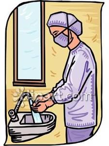 Hand washing clip art banner transparent library Nurse Hand Washing Clipart banner transparent library