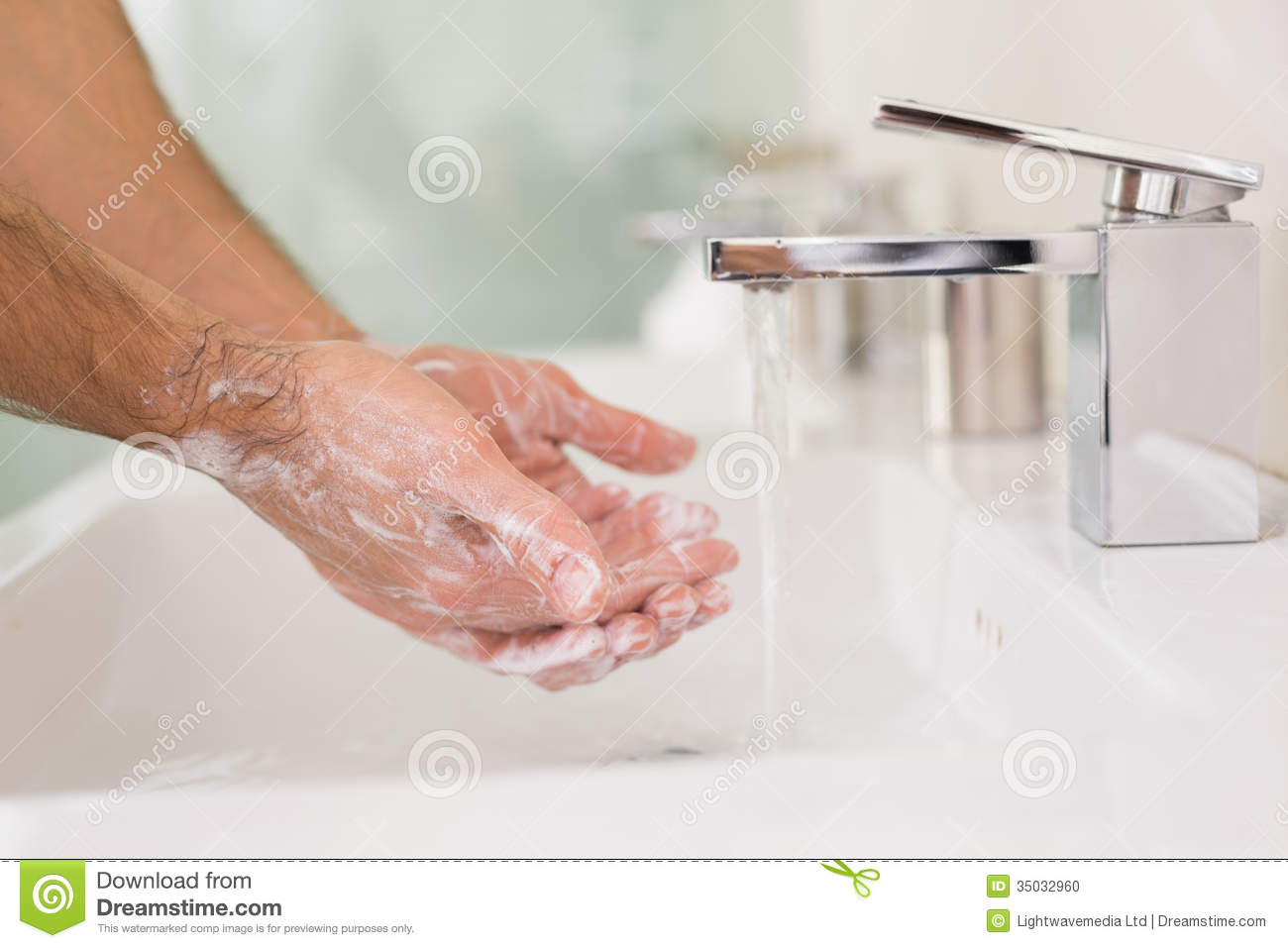 Hand washing soap and water clipart jpg Hand under running water clipart - ClipartFest jpg