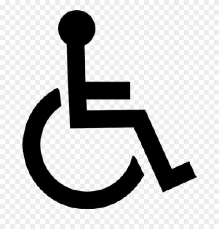Handicap sign clipart banner freeuse library Handicap Access - Wheelchair Symbol Clipart (#2028511) - PinClipart banner freeuse library