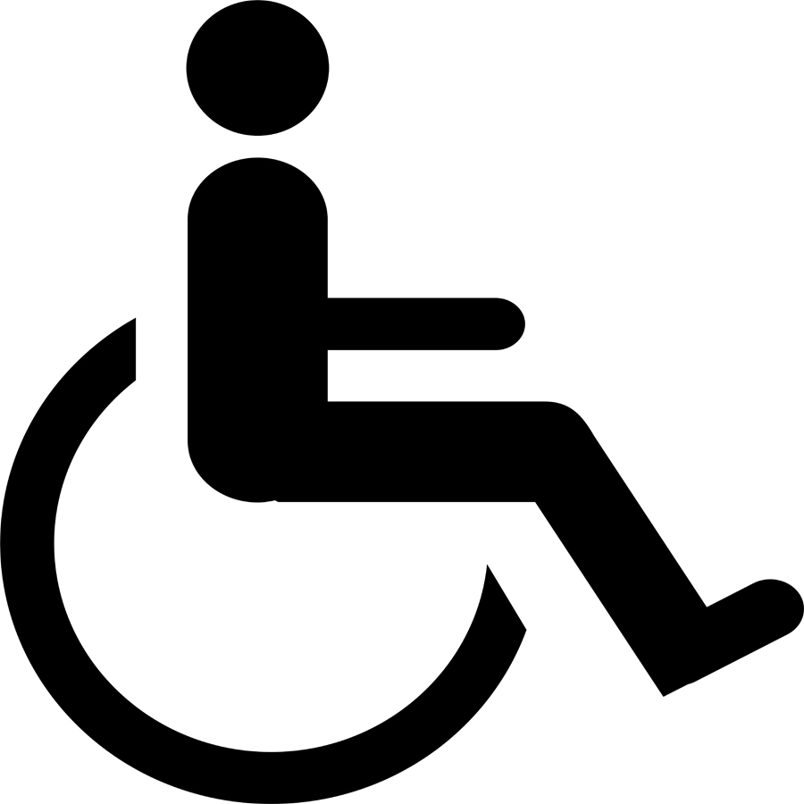 Handicap sign clipart image royalty free library Free Printable Handicap Parking Signs, Download Free Clip Art, Free ... image royalty free library