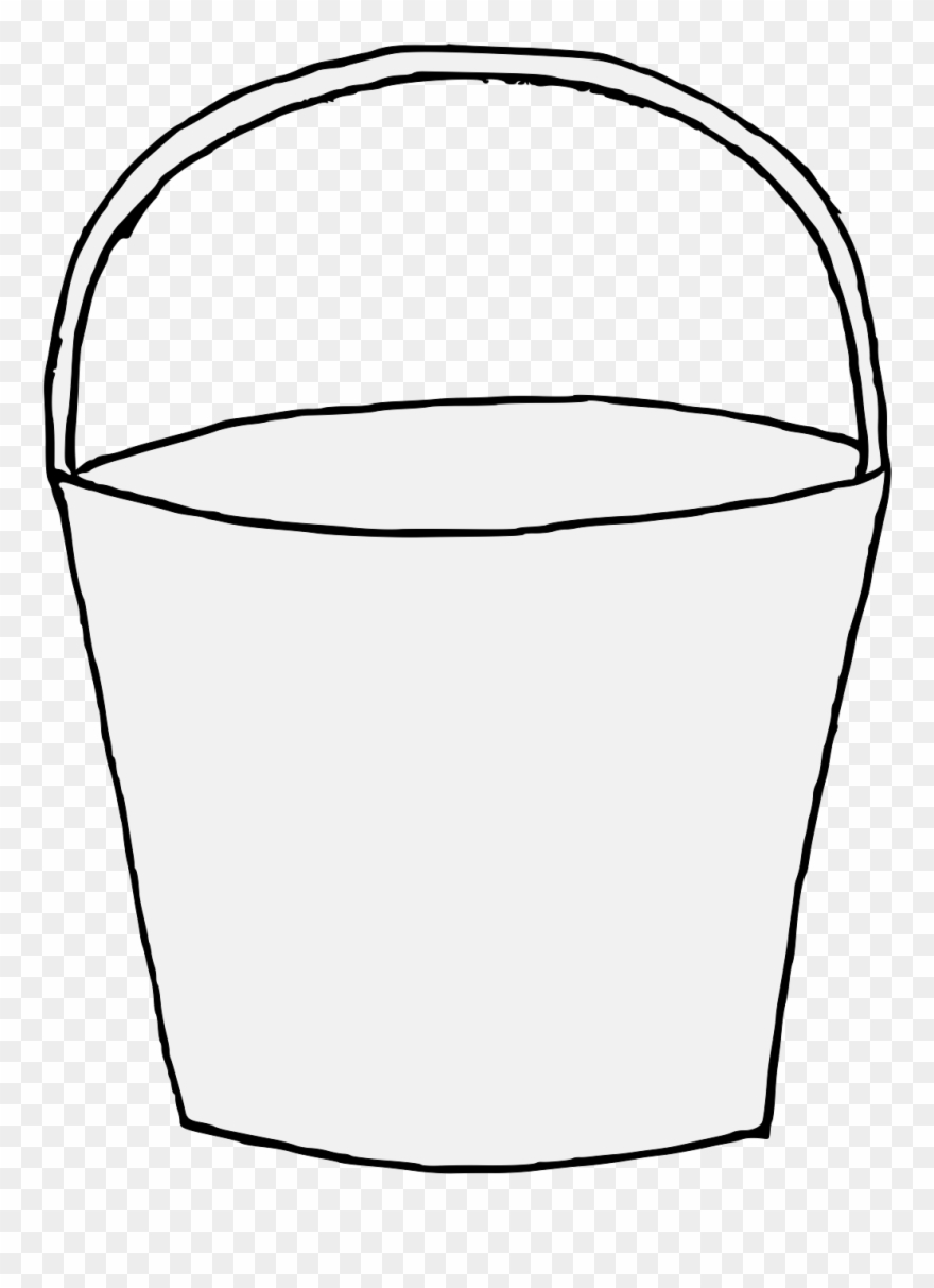 Handle clipart transparent Bucket With Handle - Mozzarella Clipart (#1865446) - PinClipart transparent
