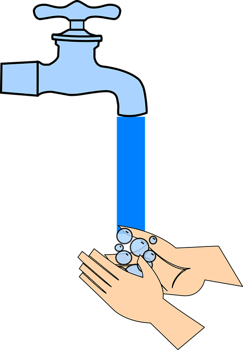 Hands carrying a house clipart svg royalty free library Clean Water Comes From #Clean_Pipes - Make sure your pipes are clean ... svg royalty free library