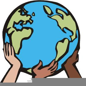 Hands holding earth clipart banner library stock Hands Holding The Earth Clipart Image | Diy - cricut | Earth clipart ... banner library stock