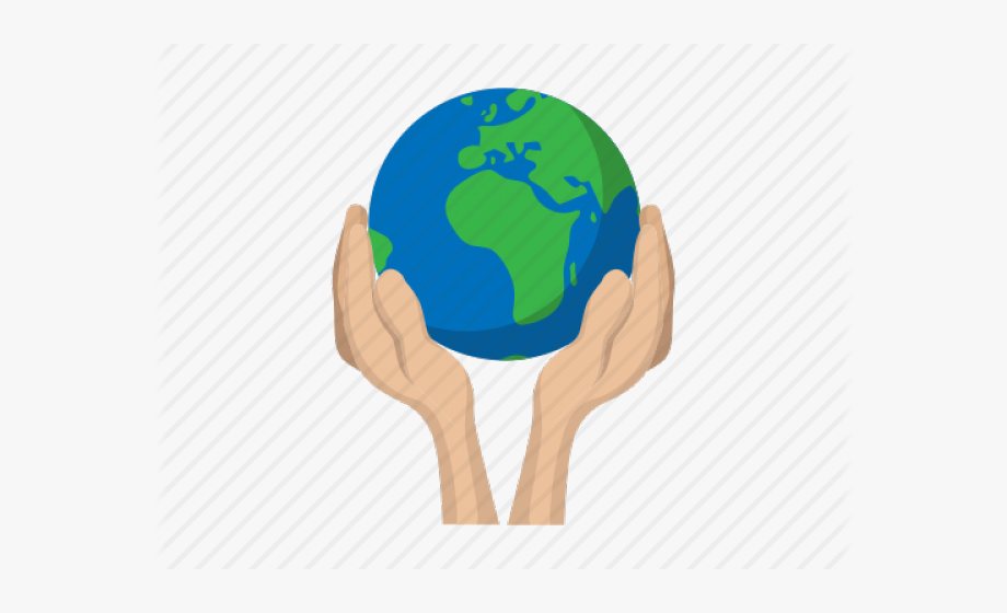 Hands holding globe clipart vector royalty free stock Earth Cartoon Png - Cartoon Earth In Hands #1892563 - Free Cliparts ... vector royalty free stock