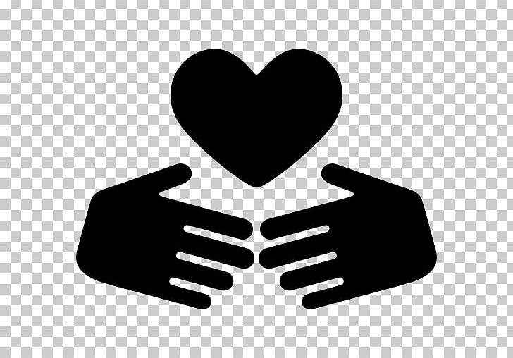 Hands holding heart clipart black and white jpg library Hand Heart Holding Hands Computer Icons PNG, Clipart, Black And ... jpg library