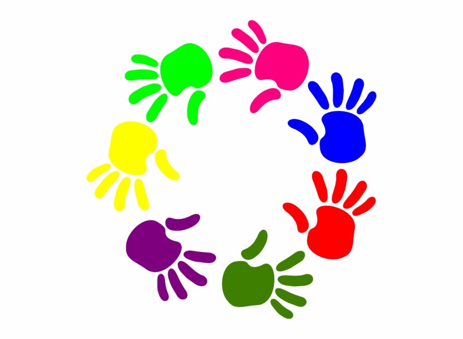 Hands in circle clipart graphic library stock Helping Hand Clip Art - Hands In A Circle Clipart Free PNG Images ... graphic library stock