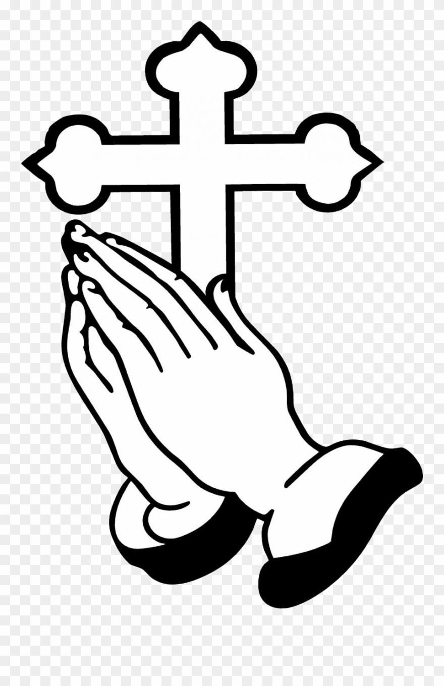 Hands in prayer with cross clipart png clip royalty free stock Place Goodsamaritan Place - Praying Hands With Cross Clipart - Png ... clip royalty free stock