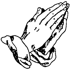 Hands joined in prayer clipart black and white clipart black and white Image result for free silhouette clip art praying hands | blueapple ... clipart black and white