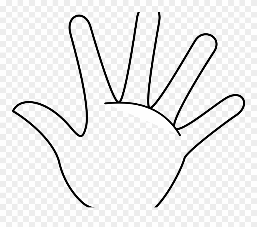 Hands png black and white clipart picture royalty free stock Beautiful Looking Hands Clip Art Free Clipart Images - Hand Clip Art ... picture royalty free stock