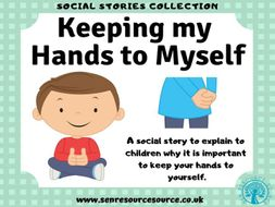 Hands to yourself clipart clip art free Keeping my hands to myself social story clip art free