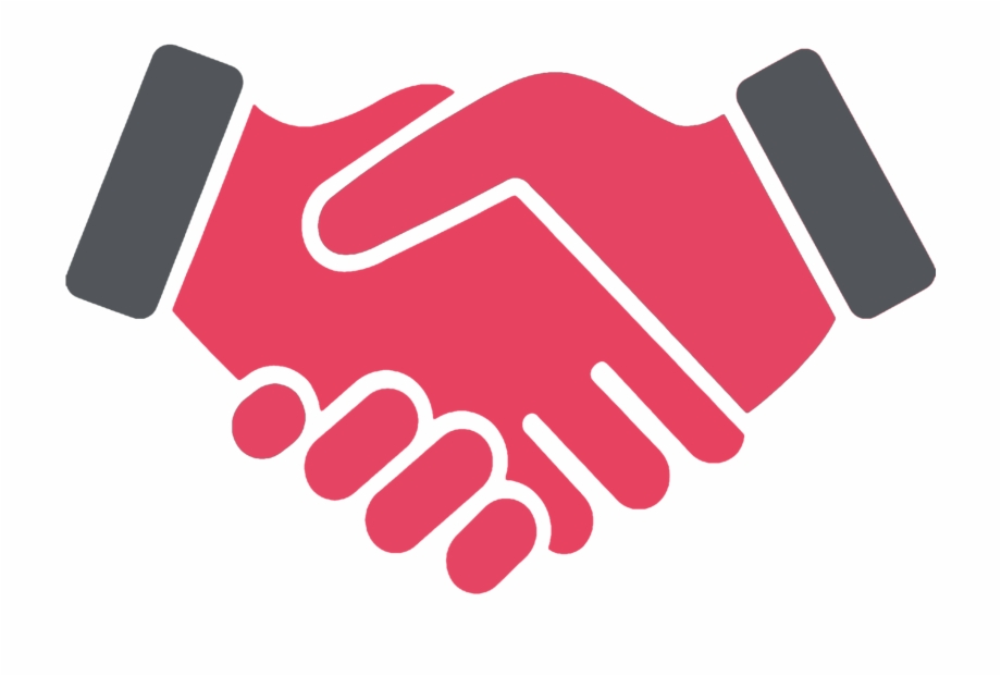 Handshake icon clipart freeuse library Handshake Icon - Respect For People Icon Free PNG Images & Clipart ... freeuse library