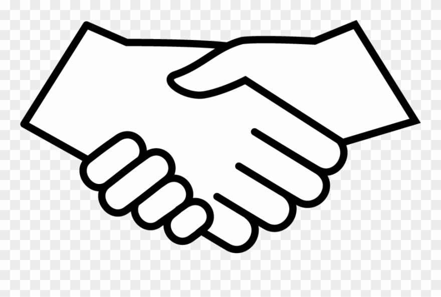 Handshake icon clipart jpg freeuse Strong Partnerships - Transparent Handshake Icon Clipart (#4941496 ... jpg freeuse