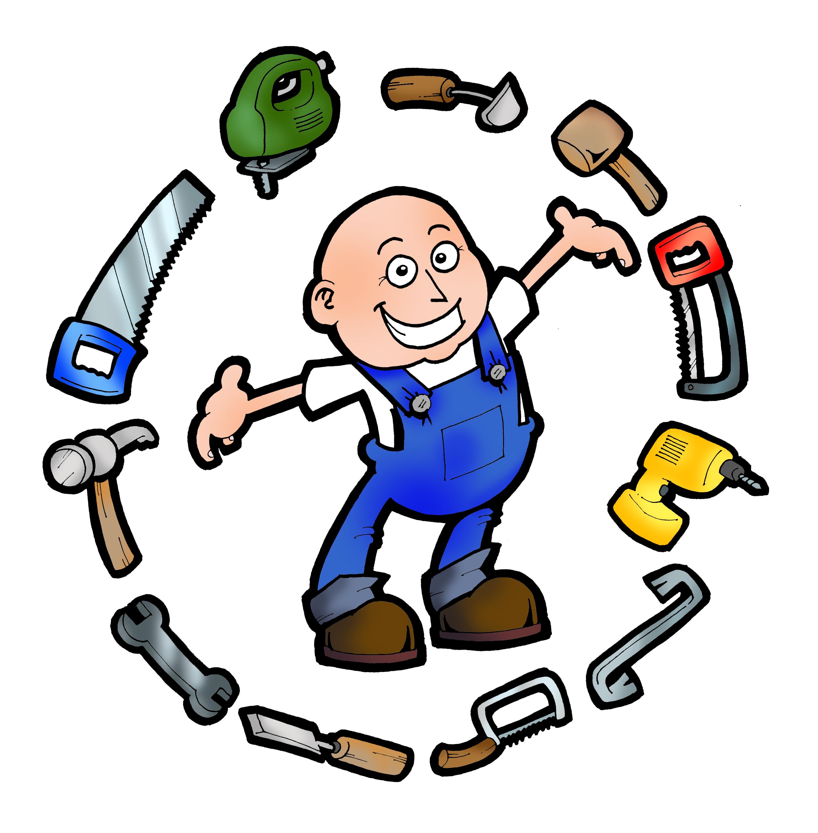 Handy man clipart jpg freeuse download Free Handyman Cliparts, Download Free Clip Art, Free Clip Art on ... jpg freeuse download