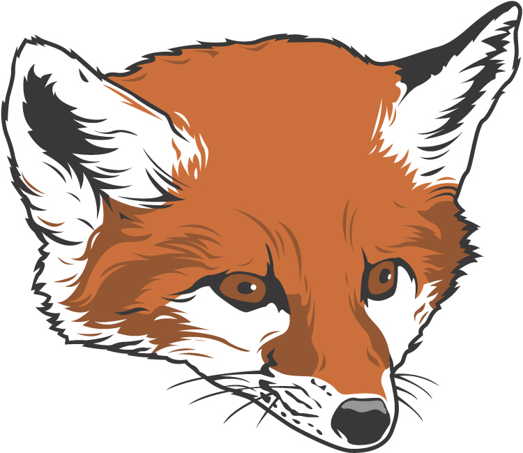 Hane clipart png royalty free Free Cartoon Foxes Pictures, Download Free Clip Art, Free Clip Art ... png royalty free