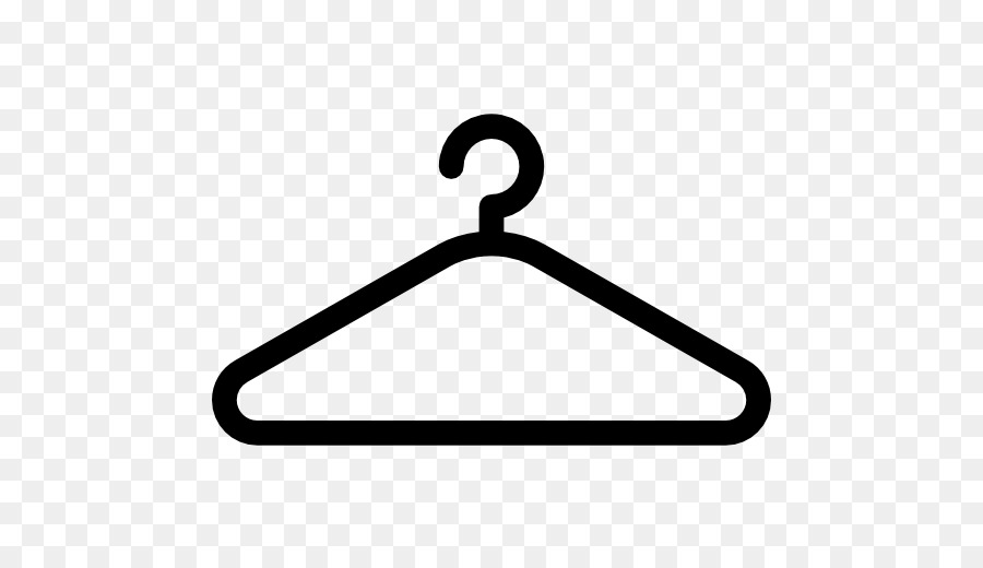 Hanger vector clipart banner freeuse download Clothes hanger Clothing Computer Icons - hanger vector png download ... banner freeuse download