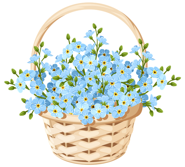 Hanging flower baskets clipart image black and white download Gallery - Free Clipart Pictures image black and white download