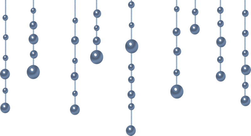 Hanging flower clipart png freeuse download Transparent Blue Hanging Decoration PNG Clipart   Gallery ... png freeuse download