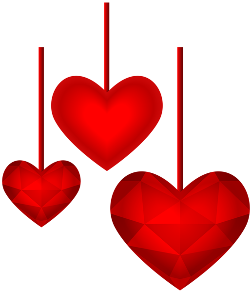 Hanging heart clipart black and white Gallery - Valentine's Day PNG black and white