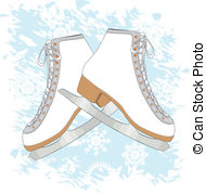 Hanging ice skates clipart image transparent Ice skates Vector Clip Art Illustrations. 14,075 Ice skates clipart ... image transparent