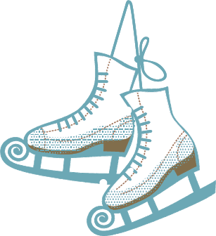 Hanging ice skates clipart png transparent download Ice Skate Pictures | Free download best Ice Skate Pictures on ... png transparent download