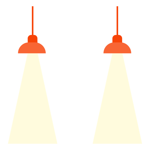 Hanging lamps cliparts graphic Office hanging lamps clipart - Transparent PNG & SVG vector graphic