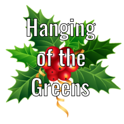 Hanging of the green clipart banner free library Hanging Of The Greens Clipart (102+ images in Collection) Page 2 banner free library