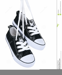 Hanging running shoes clipart image download Hanging Running Shoes Clipart | Free Images at Clker.com - vector ... image download