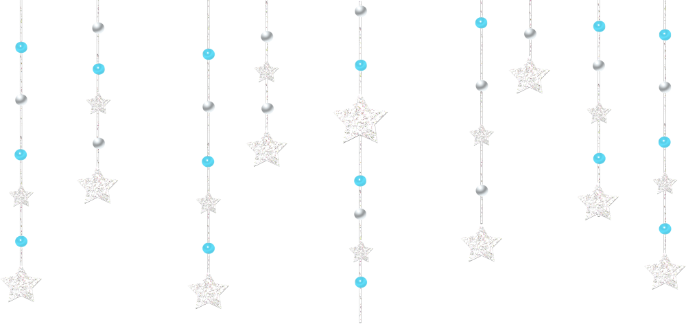 Hanging star clipart svg black and white Transparent Decorative Hanging Stars | Gallery Yopriceville - High ... svg black and white