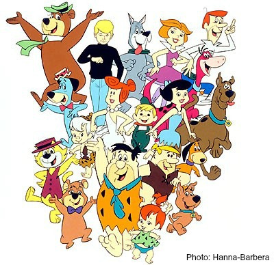 Hanna barbera cartoons clipart graphic free stock hanna-barbera-cartoons | Sons of Italy Blog graphic free stock