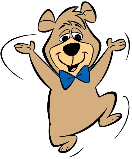 Hanna barbera cartoons clipart clipart free Yogi Bear Clip Art | Cartoon Clip Art clipart free