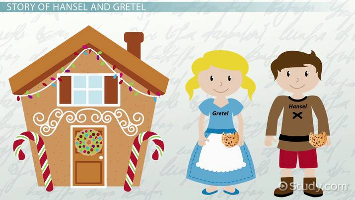 Hansel and gretel clipart free vector stock Hansel & Gretel: Story Summary & Characters - Video & Lesson ... vector stock
