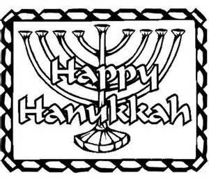 Hanukkah clipart black and white to color clip free library Hanukkah Coloring Pages | Free download best Hanukkah Coloring Pages ... clip free library