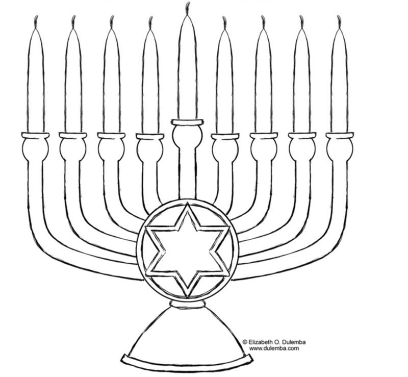 Hanukkah clipart black and white to color png black and white download Book Black And White clipart - Child, Line, Plant, transparent clip art png black and white download