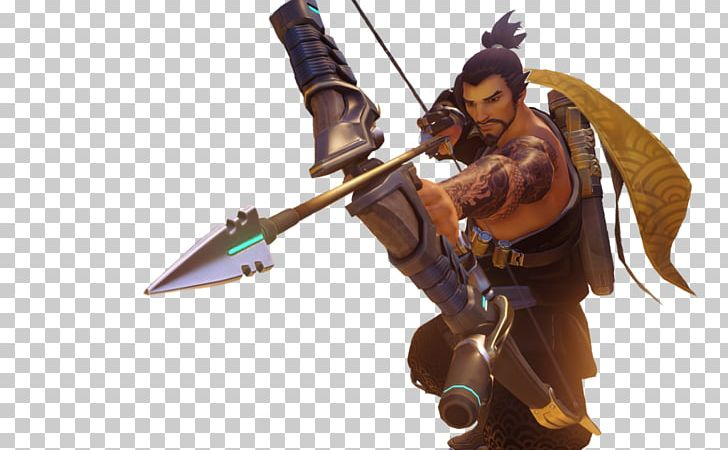 Hanzo clipart transparent Overwatch Hanzo Video Game Blizzard Entertainment YouTube PNG ... transparent