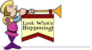Happenings clipart clip royalty free clipart-look-whats-happening - Royal Oak First clip royalty free