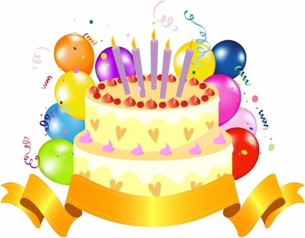 Top 20 Unique Birthday Cake Clipart - 9 Happy Birthday graphic library