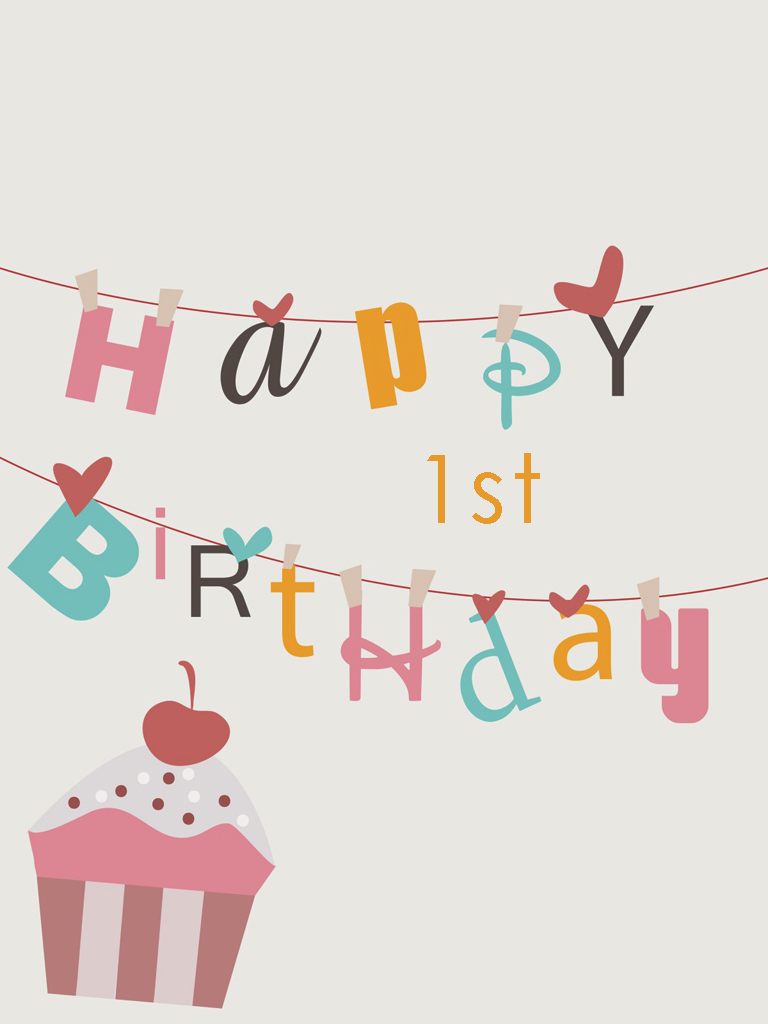 Happy 1st birthday image transparent library Best 31 Happy 1st Birthday Wishes for baby boy - 1Birthday Greetings image transparent library