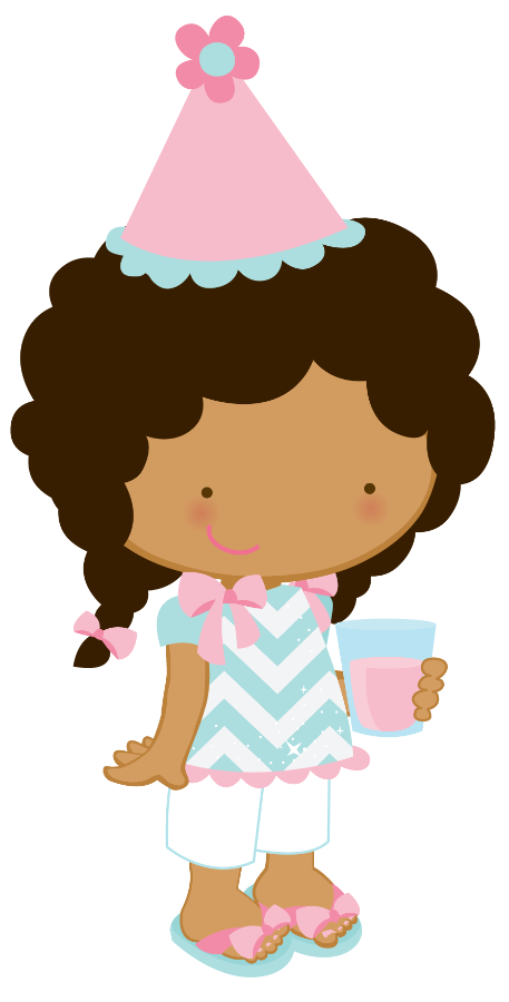 Happy 1st birthday girl clipart black and white stock Happy Birthday Girl Clipart at GetDrawings.com | Free for personal ... black and white stock