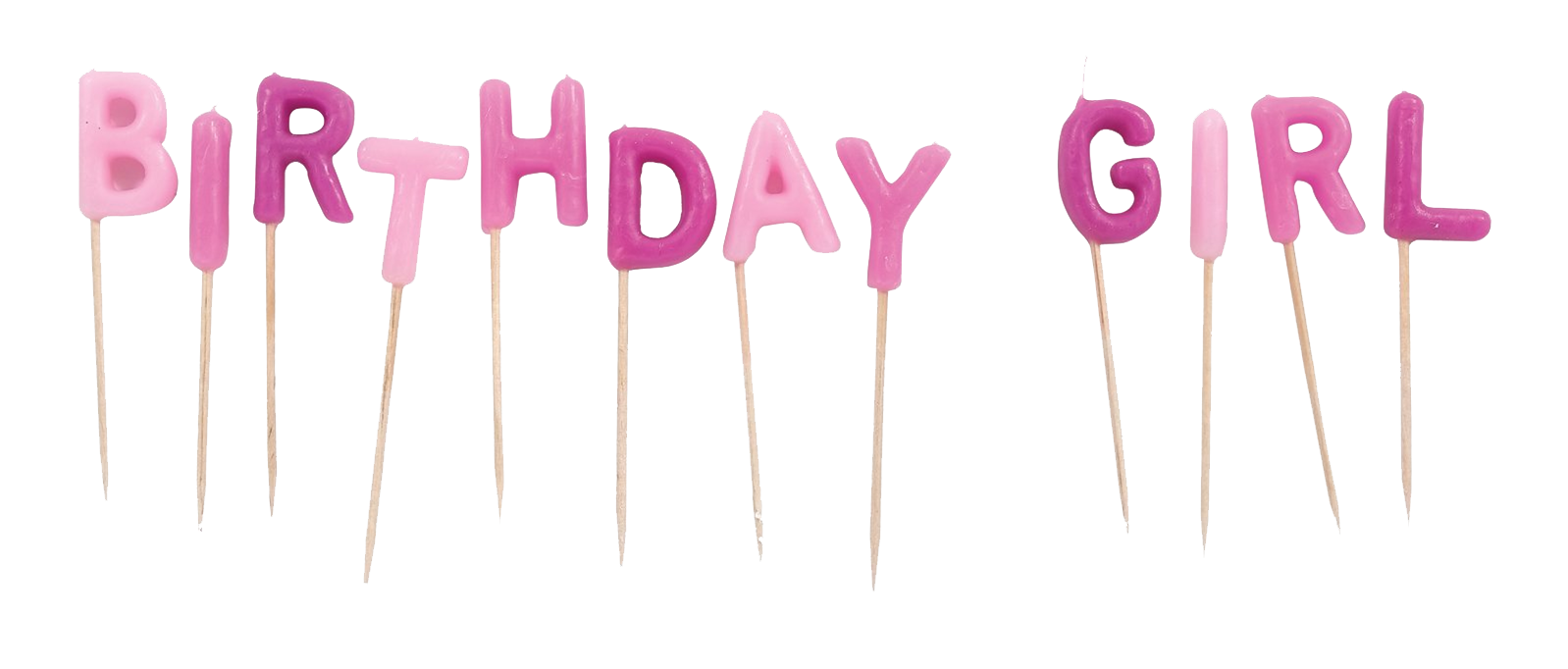 Happy 1st birthday girl clipart picture transparent stock Birthday Candles PNG Transparent Images | PNG All picture transparent stock