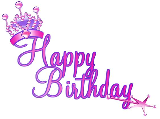 Happy 21st birthday clipart clip library library Glitter happy birthday clip art - ClipartFest clip library library