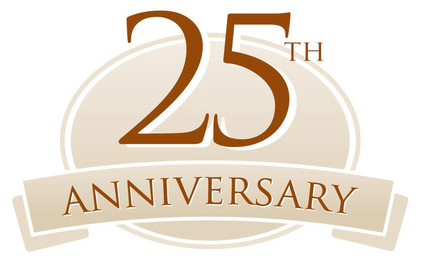 Happy 25th anniversary clipart vector royalty free 25 Year Anniversary Clipart - Clipart Kid vector royalty free