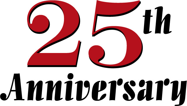 Happy 25th anniversary clipart png black and white March Anniversary Clipart - Clipart Kid png black and white