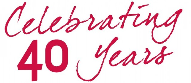 Happy 40th anniversary clipart image freeuse library 40th Anniversary - ClipArt Best image freeuse library