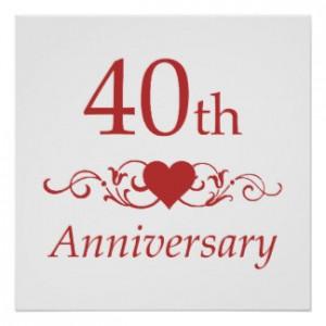 Happy 40th anniversary clipart svg stock 40th anniversary clip art - ClipartFest svg stock