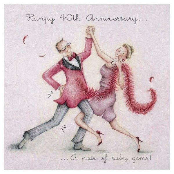 Happy 40th anniversary clipart clip art library download 1000+ images about Happy Anniversary... on Pinterest | Wedding ... clip art library download
