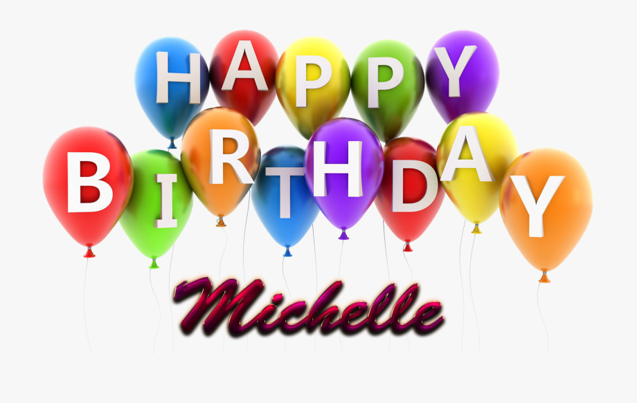 Happy Birthday Clipart Michelle - Happy Birthday Salman Name #228347 ... banner black and white