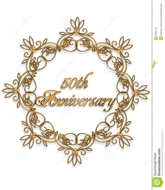 Happy 50th anniversary clipart clipart download 50th Anniversary Clip Art For Cards Clipart - Free Clip Art Images ... clipart download