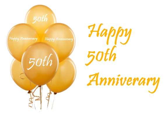 Happy 50th anniversary clipart clip free 50th Anniversary Clipart - Clipart Kid clip free